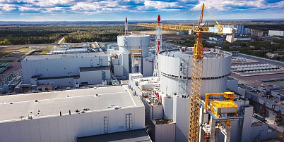 Fuel Loading Starts at Power Unit 2 of Leningrad NPP-2